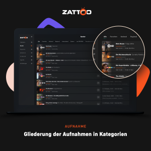 Zattoo TV-Streaming-Report 2019