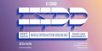 World Interaction Design Day bei Tamedia